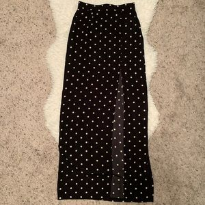 FOREVER 21 XS MAXI DRESS
